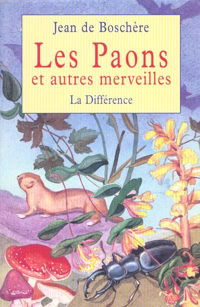 OEUVRES COMPLETES t.5 ; les paons et autres merveilles