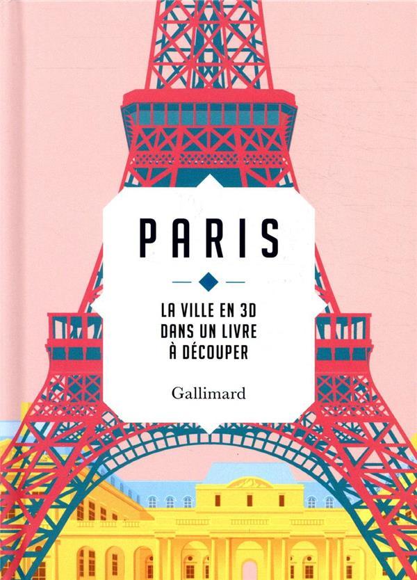 Paris, la ville en 3D