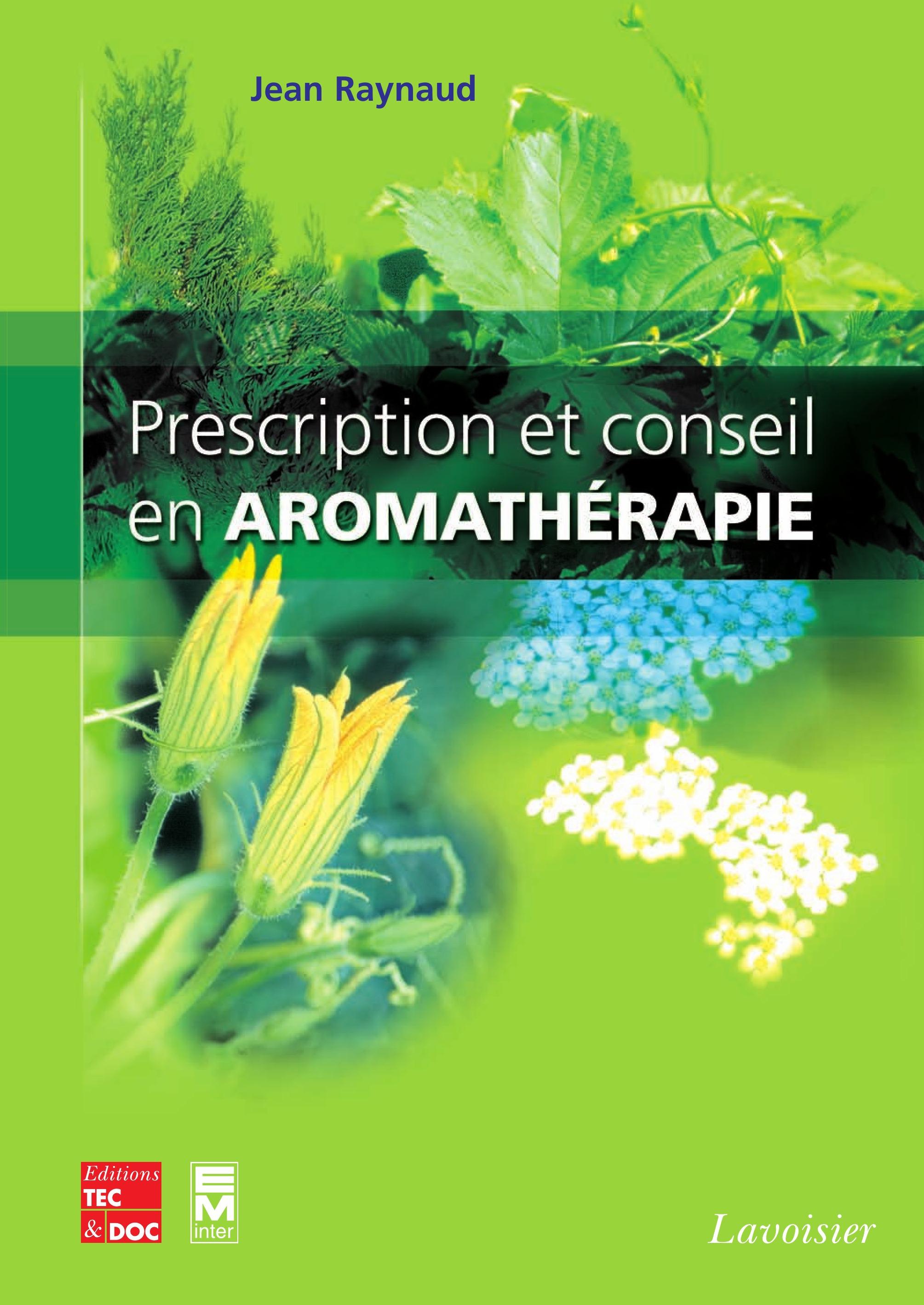 Prescription et conseil en aromatherapie