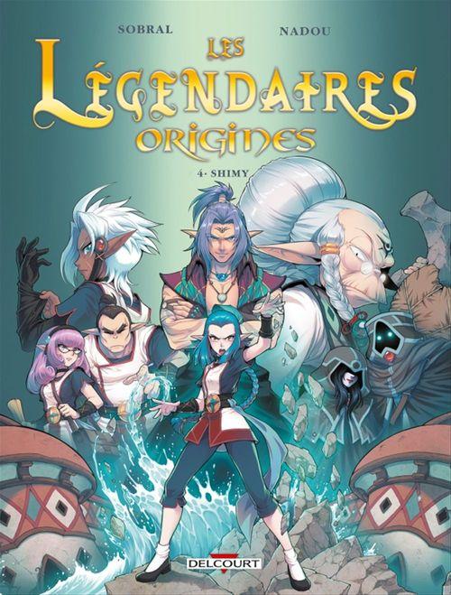 Les Légendaires - origines T.4 ; Shimy