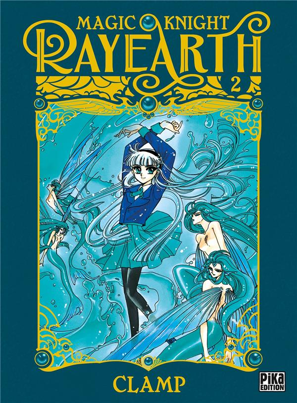 Magic knight rayearth - édition spéciale T.2