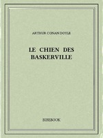 Vente Livre Numérique : Le chien des Baskerville  - Arthur Conan Doyle