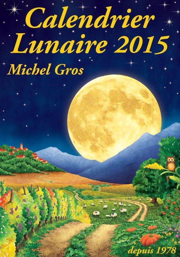 Calendrier lunaire (édition 2015)