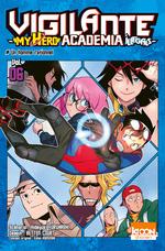 Vente Livre Numérique : Vigilante - My Hero Academia Illegals T06  - Kohei Horikoshi