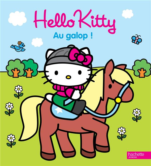 Hello Kitty ; Au Galop !