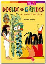 Vente Livre Numérique : Dieux et Génies de l'Égypte ancienne  - Viviane Koenig