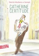 Vente Livre Numérique : Catherine Certitude  - Patrick Modiano