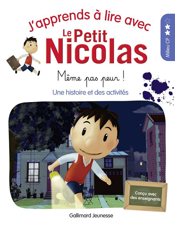 j'apprends à lire avec Le Petit Nicolas t.6