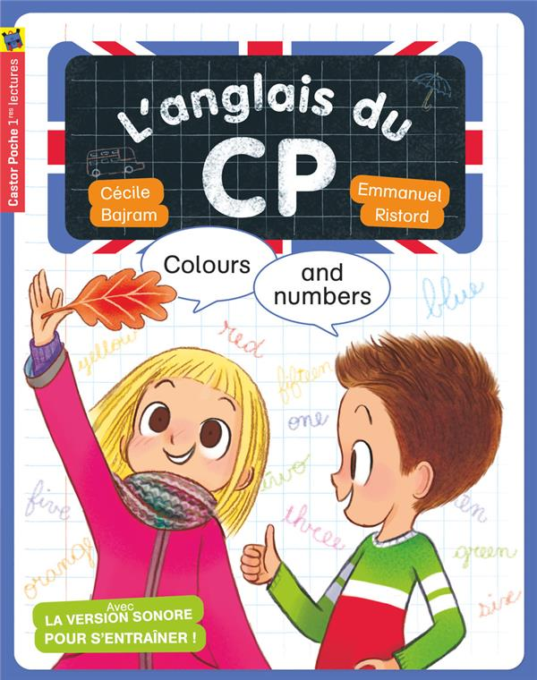 L'anglais du CP ; colours and numbers