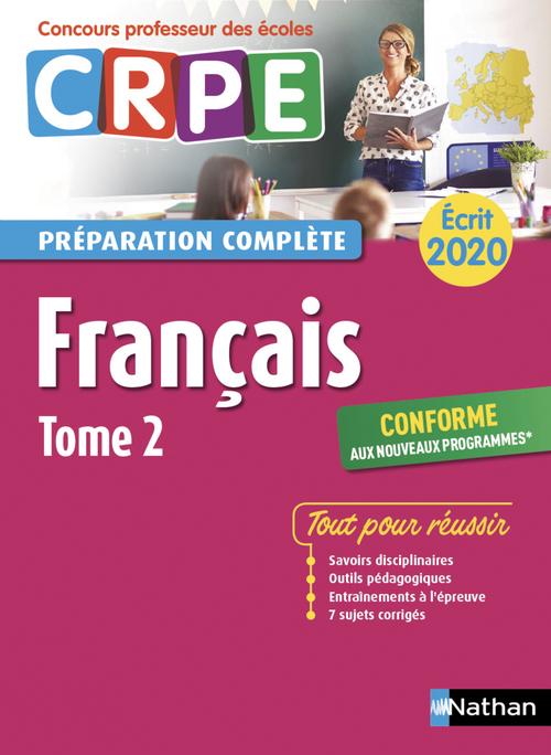écrit français t.2 (édition 2021)