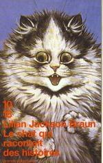 Couverture de Le chat qui racontait des histoires