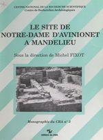 Le site de Notre-Dame d'Avinionet à Mandelieu