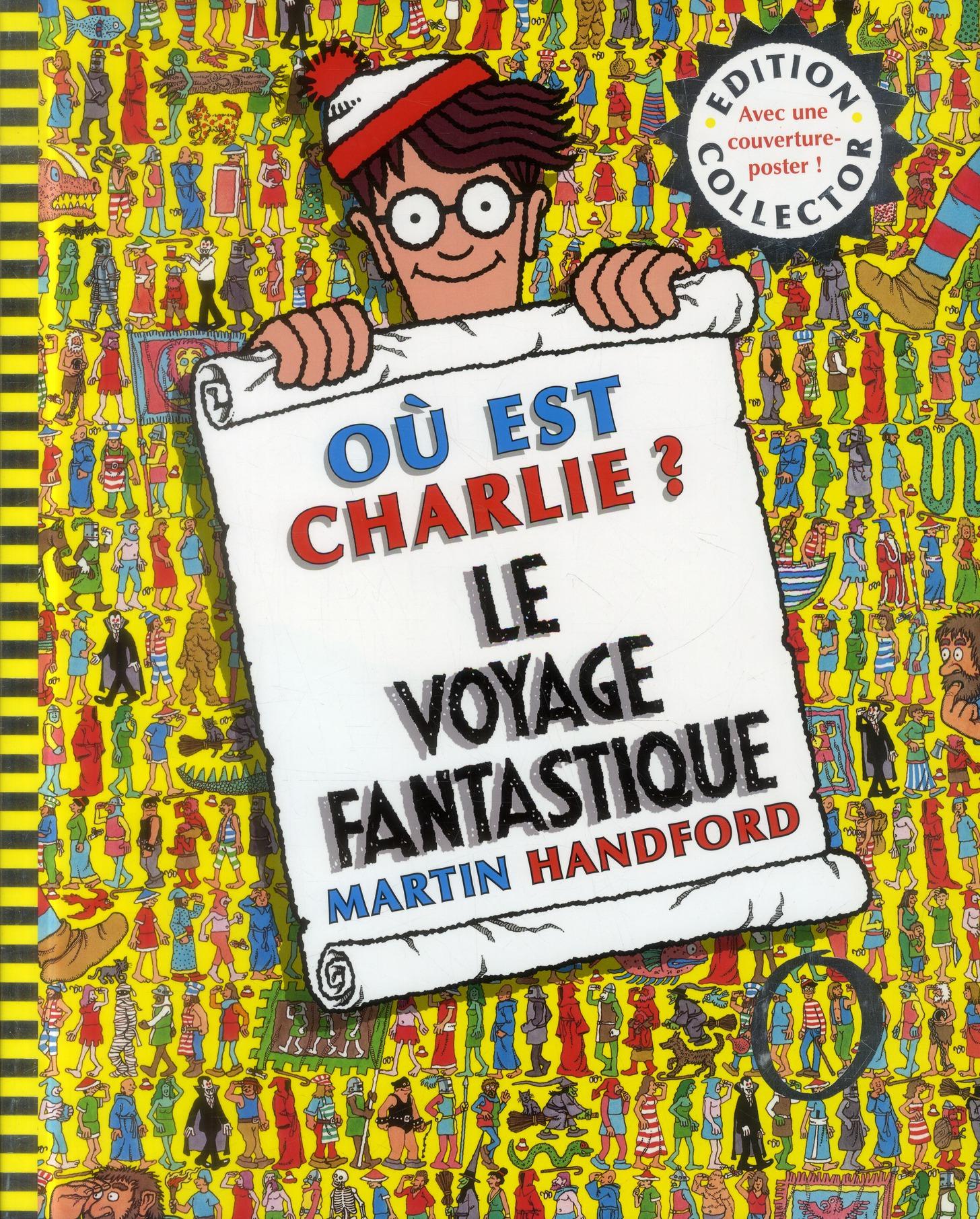 Ou Est Charlie? Le Voyage Fantastique
