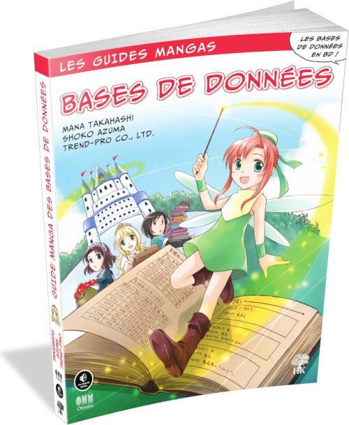 Les guides manga ; bases de données