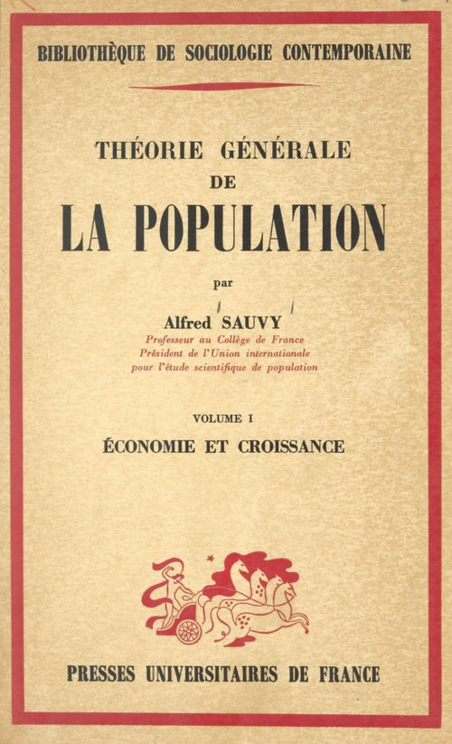 Théorie générale de la population (1)