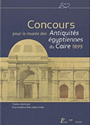 Concours pour le musée des antiquités égyptiennes du Caire (1895)
