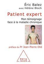 Patient expert  - Eric Balez - Helene Bloch