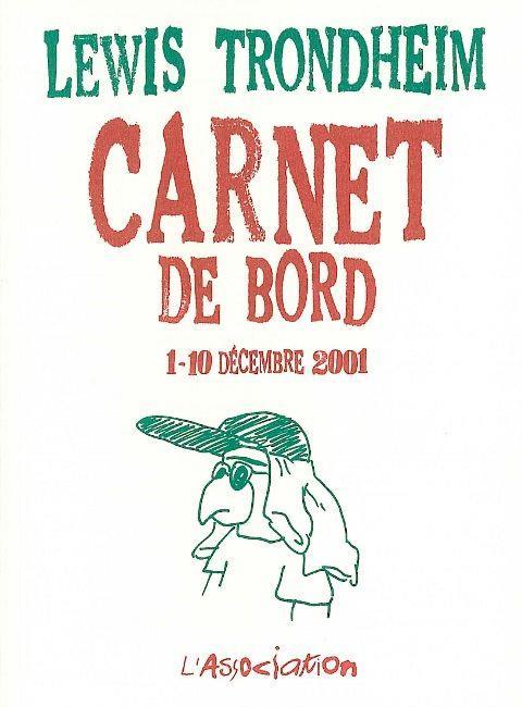 Carnet de bord 1 [dec. 2001]