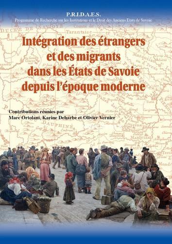 Intégration des étrangers et des migrants dans les Etats de Savoie depuis l'époque moderne