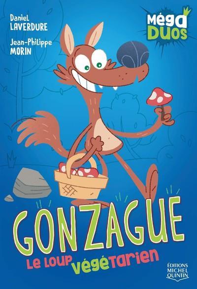 Gonzague, le loup végétarien