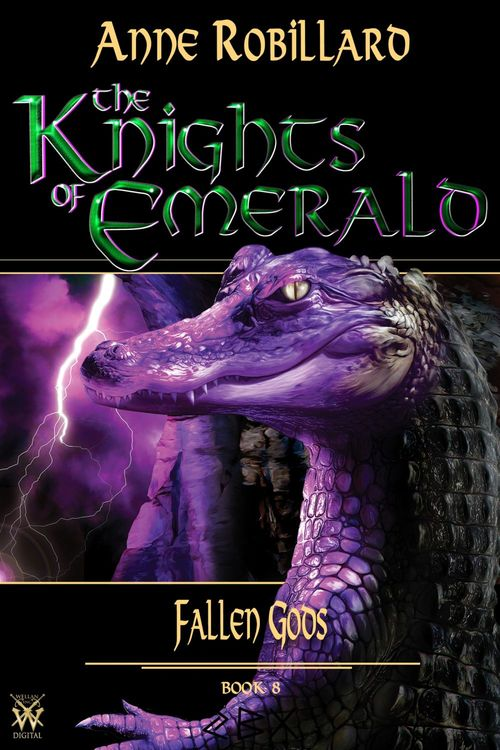 Knights of Emerald 08 : Fallen Gods
