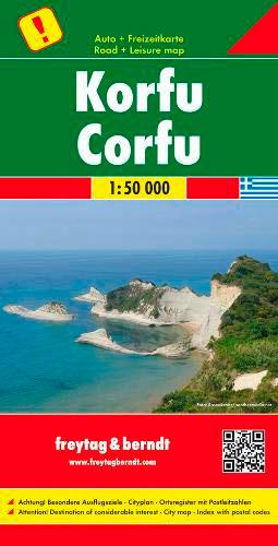 Corfou ; Korfu
