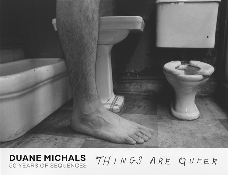 Duane michals things are queer. 50 years of sequences