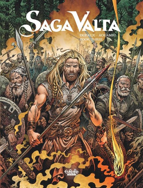 Saga Valta - Volume 3