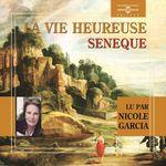 Vente AudioBook : La vie heureuse  - Sénèque