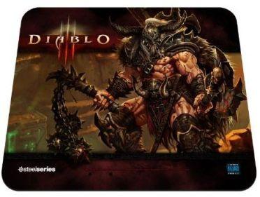 tapis de souris qck diablo III : barbarian
