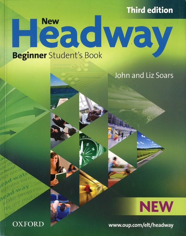 New headway;  beginner ; livre de l'élève (3e édition)