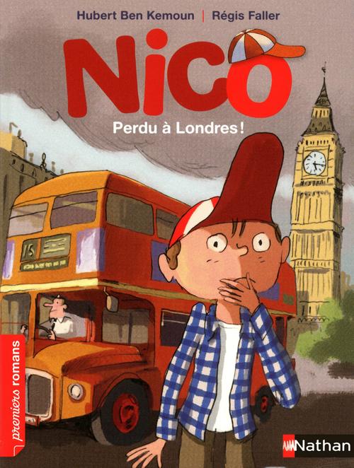 Nico ; perdu à Londres !