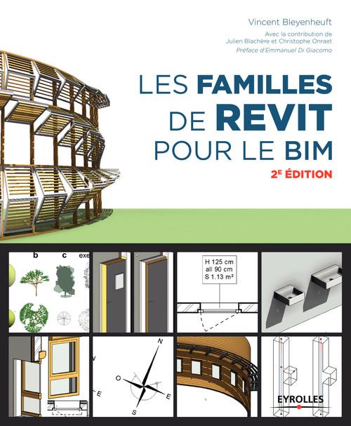 Les familles de Revit pour le BIM (2e édition)