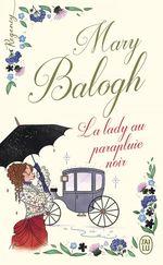 Vente Livre Numérique : La lady au parapluie noir  - Mary Balogh