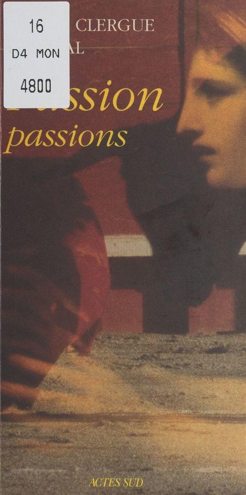 Passion-passions