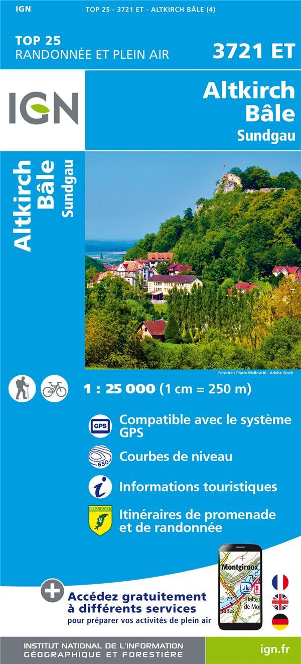 3721ET ; Altkirch, Bâle (4e édition)