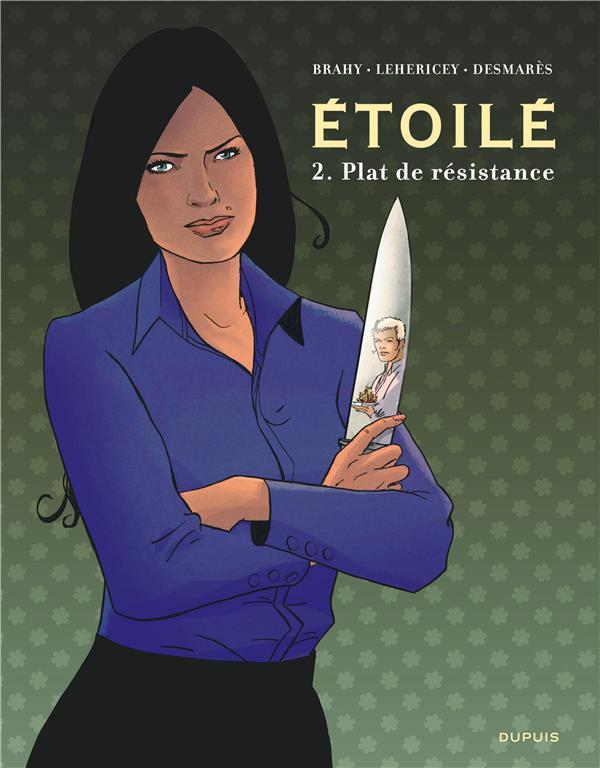 ETOILES - ETOILE - TOME 2 - PLAT DE RESISTANCE XXX