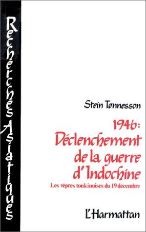 1946: declenchement de la  guerre d'indochine