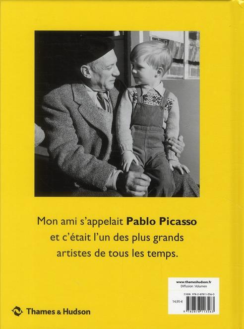 Le garçon qui a mordu Picasso ; une histoire vraie