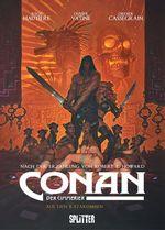Vente Livre Numérique : Conan der Cimmerier: Aus den Katakomben  - Régis Hautiere - Olivier Vatine - E Howard Robert