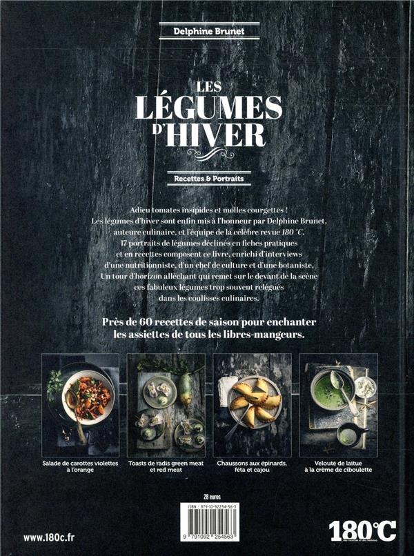 Les légumes d'hiver ; recettes et portraits