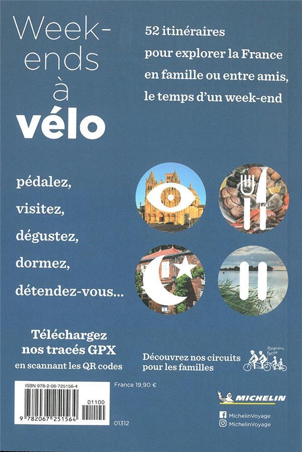 52 week-ends a velo en france