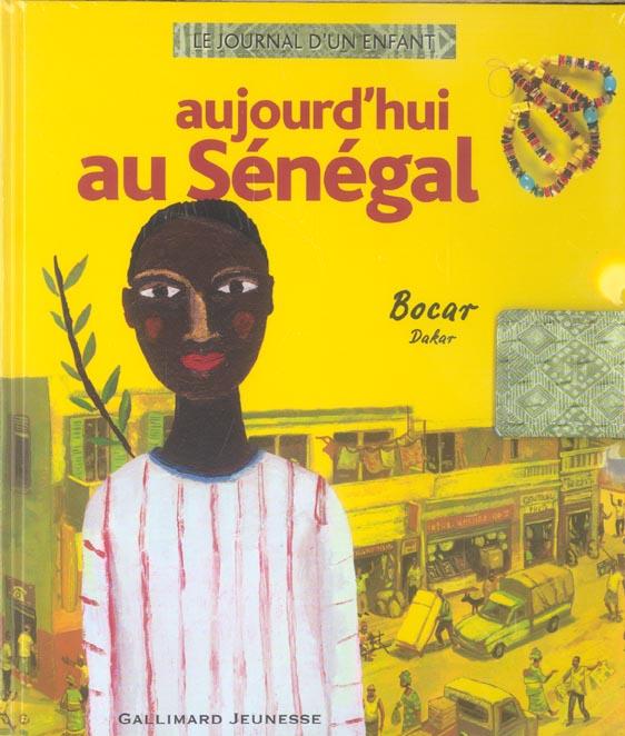 Aujourd'hui au senegal - bocar, dakar