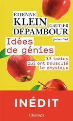 Idées de génies ; 33 textes qui ont bousculé la physique