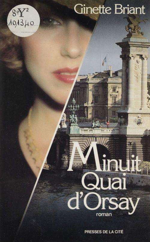 Minuit quai d'orsay