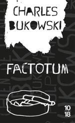 Couverture de Factotum