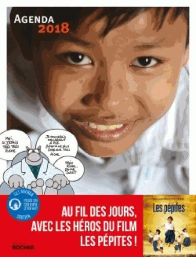 Agenda ; pour un sourire d'enfant (édition 2018)