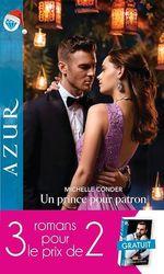 Vente Livre Numérique : Pack 3 pour 2 Azur - Décembre 2020  - Cathy Williams - Michelle Conder - Susan Meier