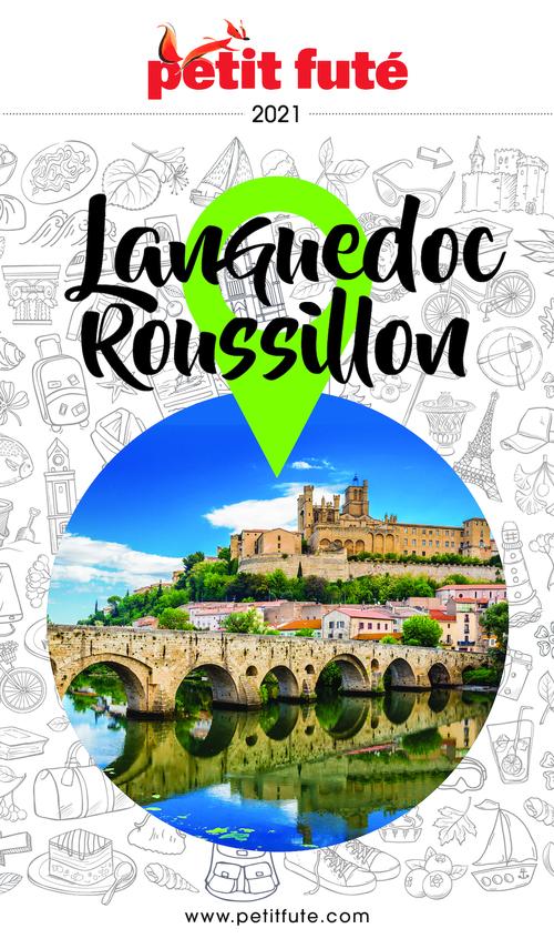 GUIDE PETIT FUTE ; REGION ; languedoc Roussillon (édition 2021)
