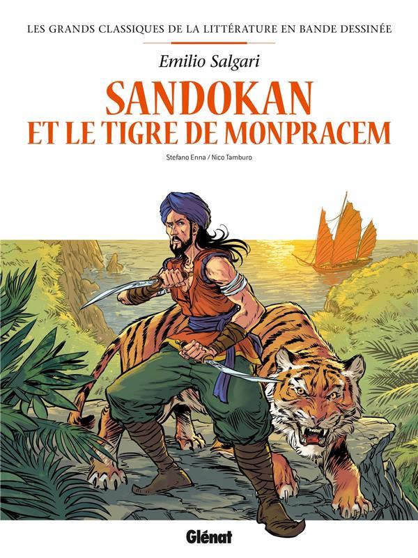 Sandokan en BD